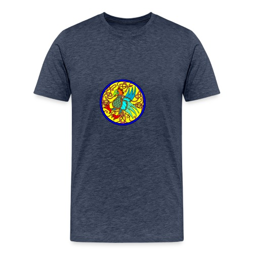 rapace celtico - Maglietta Premium da uomo