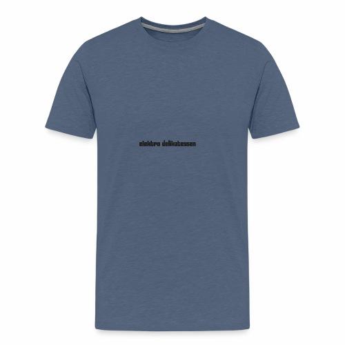 edlogoheadweb - Männer Premium T-Shirt