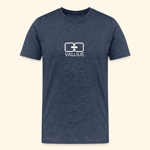 Valliue Blue collection - T-shirt Premium Homme