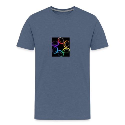Cricle of Life T-Shirt - Men's Premium T-Shirt