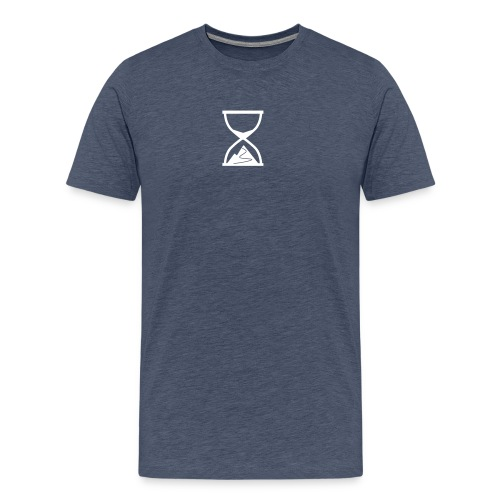 TTT crop downloaded - Men's Premium T-Shirt