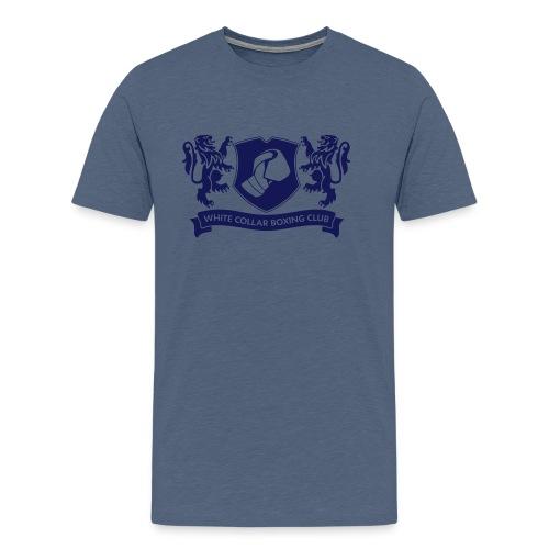 White Collar Boxing Sportsbag - Männer Premium T-Shirt
