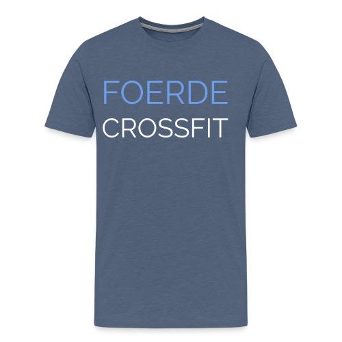 Foerde CrossFit - Männer Premium T-Shirt