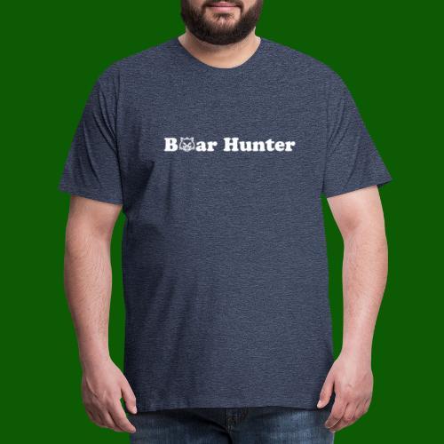 Boar Hunter - Premium-T-shirt herr