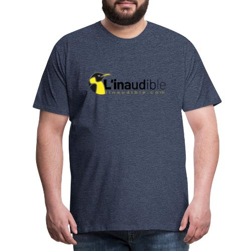 linaudible2020noir - T-shirt Premium Homme
