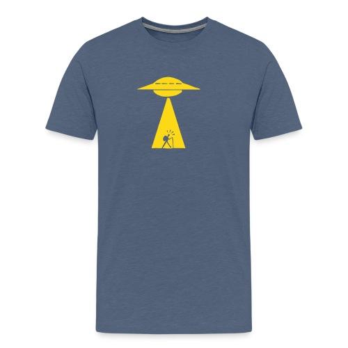 Escursionisti-alieni - Maglietta Premium da uomo