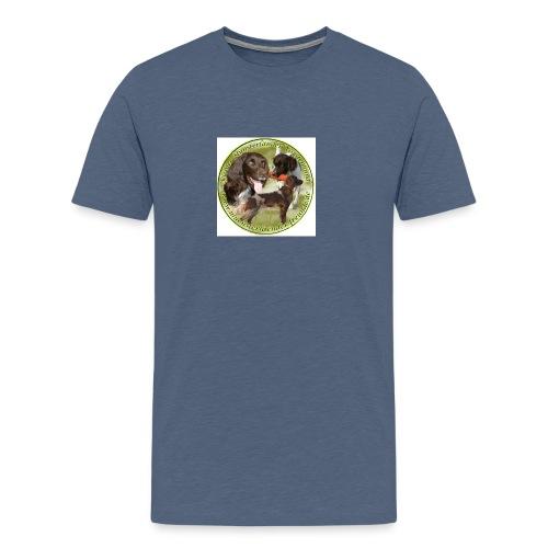 aukleber - Männer Premium T-Shirt