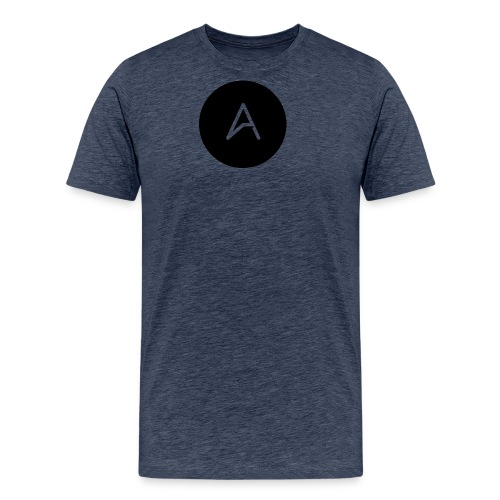 A MarkedMerke - Premium T-skjorte for menn