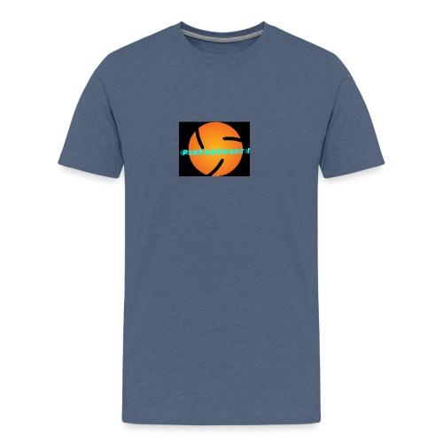 LOGO PixForCraft (Le logo de Juin 2017) - T-shirt Premium Homme