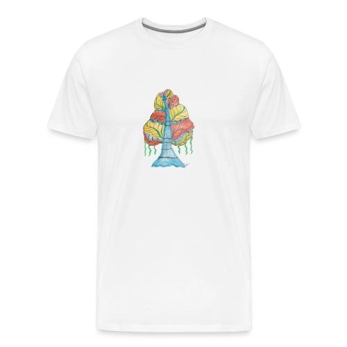 albero_alma_2015_2 - Maglietta Premium da uomo