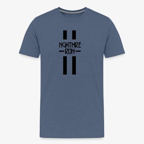 NGHTMRE RUN - Männer Premium T-Shirt