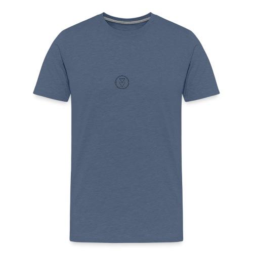 logo_6 - Herre premium T-shirt