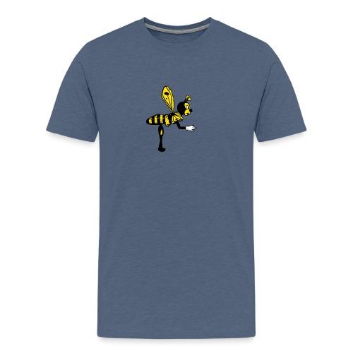 Abeja - Camiseta premium hombre