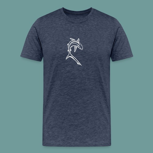 shark_light - T-shirt Premium Homme