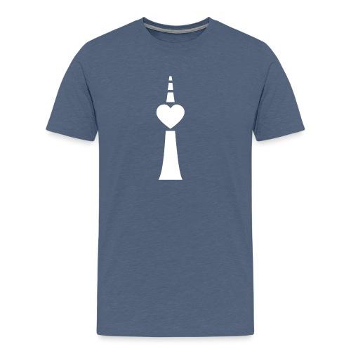 berlinickliebedir-spreads - Männer Premium T-Shirt