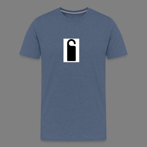 Door hanger - Men's Premium T-Shirt