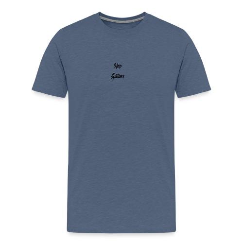 Keep distance - T-shirt Premium Homme