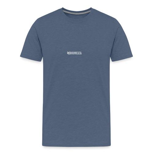 SG vintage t-shirt - Premium T-skjorte for menn