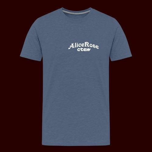 Crew white - Men's Premium T-Shirt