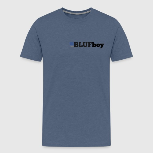 BLUF Boy - Men's Premium T-Shirt