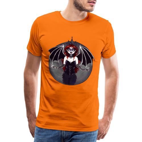 E. R. Whittingham Artwork for World Gothic Models - Men's Premium T-Shirt