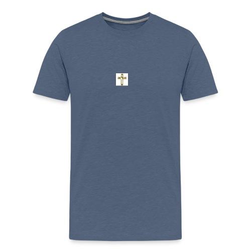 croix_chretienne - T-shirt Premium Homme