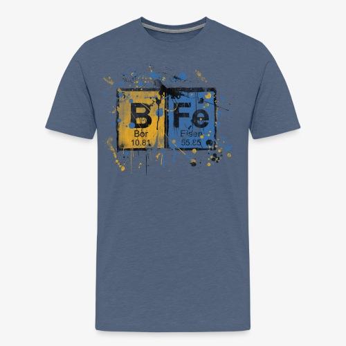 bfe elements - Männer Premium T-Shirt
