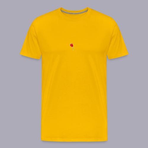 Tulip Logo Design - Men's Premium T-Shirt