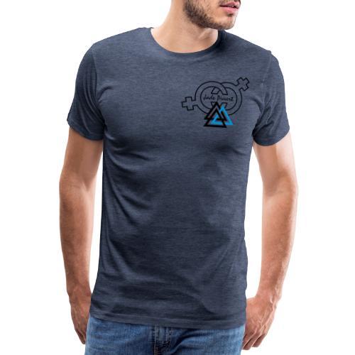 VALKNUT - Camiseta premium hombre