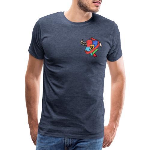 Unser Logo - Männer Premium T-Shirt