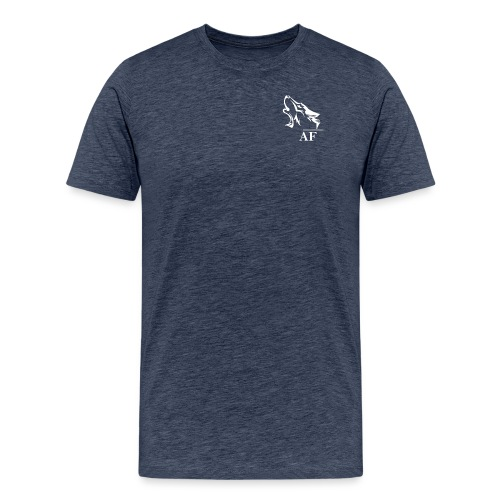 Alpha Wolf Fitness - Men's Premium T-Shirt