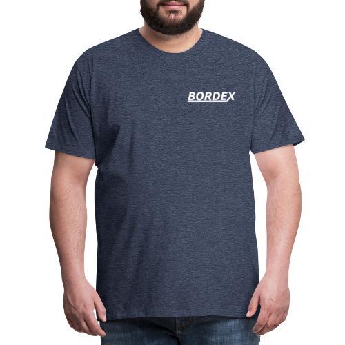 Bordex logo - Mannen Premium T-shirt