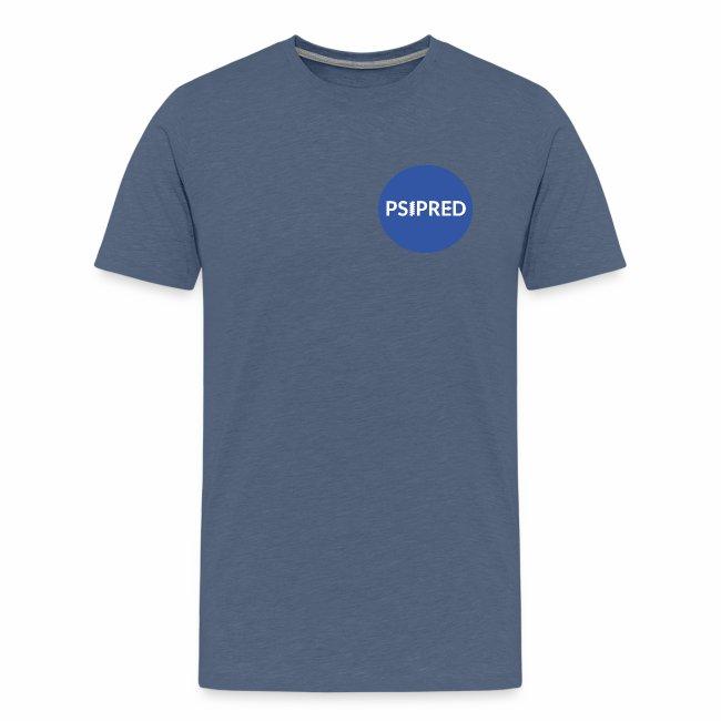 PSIPRED logo blue field