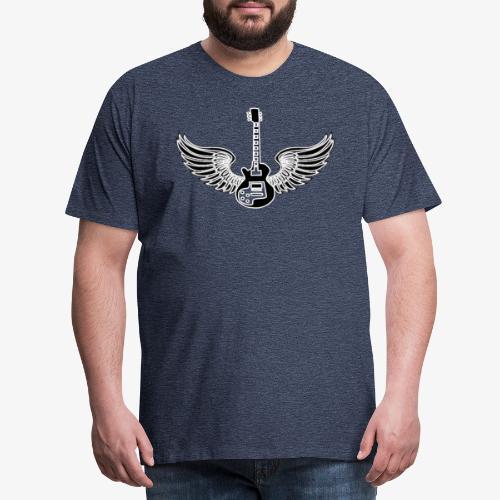 Himmelsgitarre - Männer Premium T-Shirt