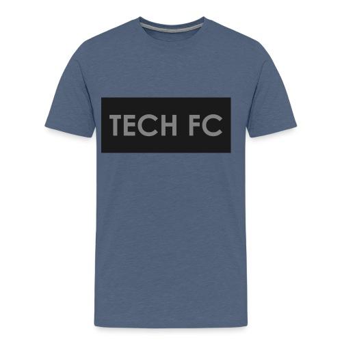 TECHFCshirtlogo - Men's Premium T-Shirt