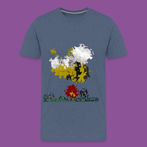 Wespe 6 - Männer Premium T-Shirt