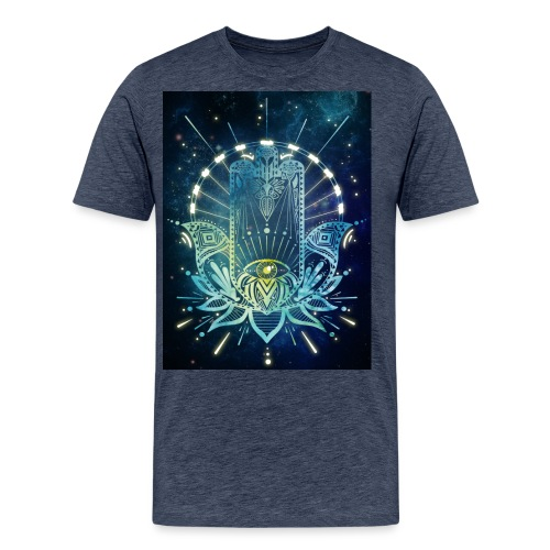 Hamsa Hand - Men's Premium T-Shirt