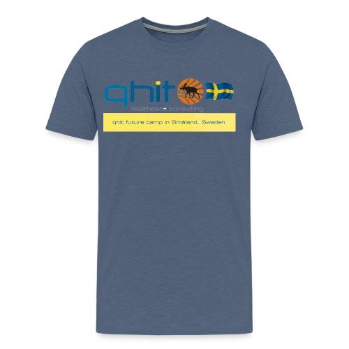 qhit future camp Smaland - Männer Premium T-Shirt