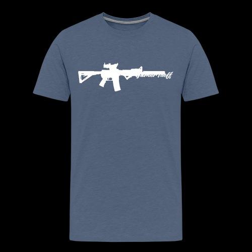 GamerTreff M4 Pulli - Männer Premium T-Shirt