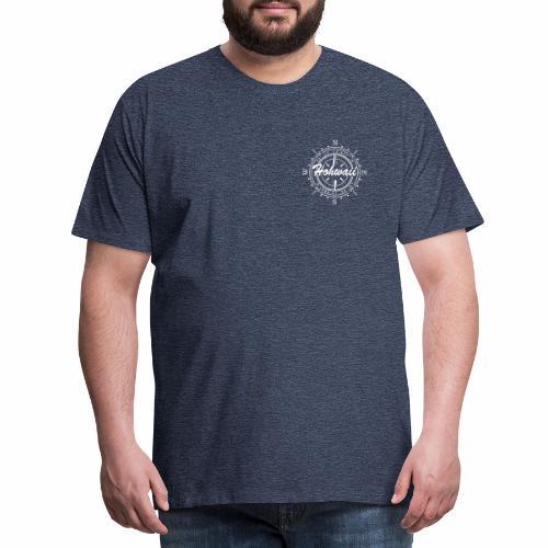 windrose-t-shirt - Männer Premium T-Shirt