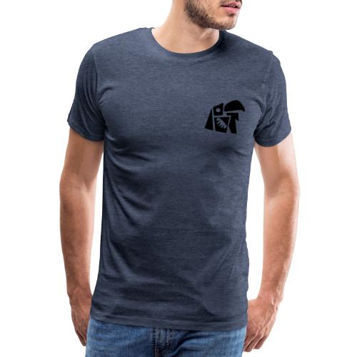 Oedwai Black - T-shirt Premium Homme