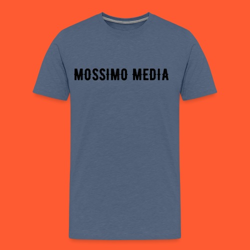 MOSSIMO MEDIA jpg png - Men's Premium T-Shirt