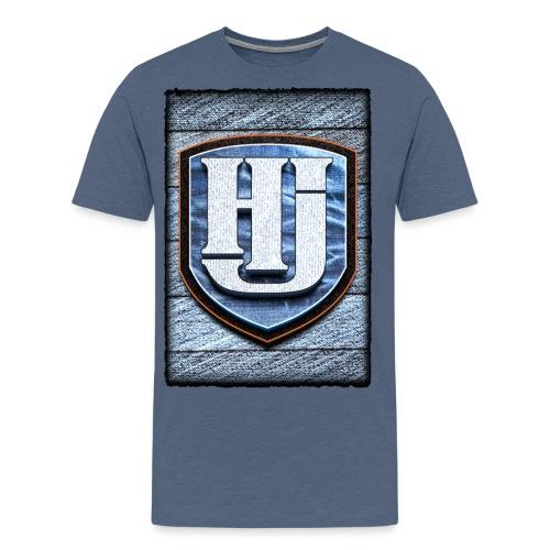 3 - T-shirt Premium Homme
