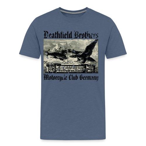42/19-Q3_Wache|-B- - Männer Premium T-Shirt