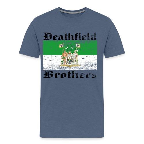 42/19-Q3_Rhineland|-B- - Männer Premium T-Shirt