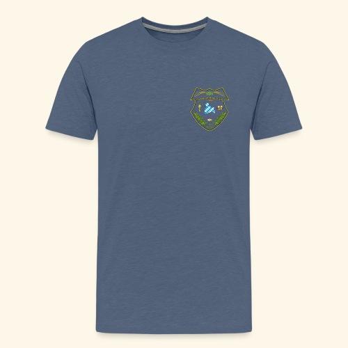 gsz wappen 0093 - Männer Premium T-Shirt