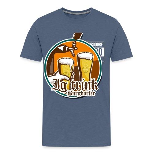 550 - Männer Premium T-Shirt