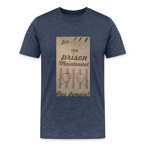 20170323 184455 - T-shirt Premium Homme