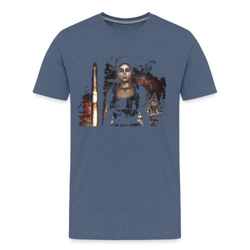 Dark Demon - Men's Premium T-Shirt