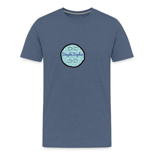 SimpleSophie Merch - Men's Premium T-Shirt